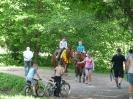 Прогулки в Шуваловском парке, дети