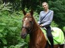 Конные прогулки в Шуваловском парке_12