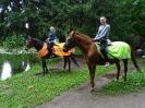 Конные прогулки в Шуваловском парке_13
