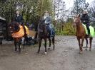 Конные прогулки в Шуваловском парке_15