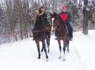 Конные прогулки в Шуваловском парке_19