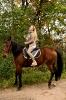 Конные прогулки в Шуваловском парке_20