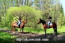 Конные прогулки в Шуваловском парке_25