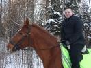 Конные прогулки в Шуваловском парке_8