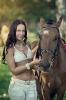 Эротика на лошади, фотосессии в стиле